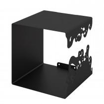 Mensola cubo FUNKY S Nero