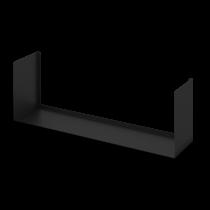 Mensola Design Bull Nera XLarge 90cm